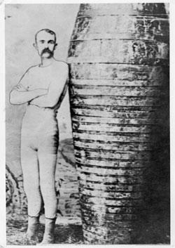 trotter-barrel