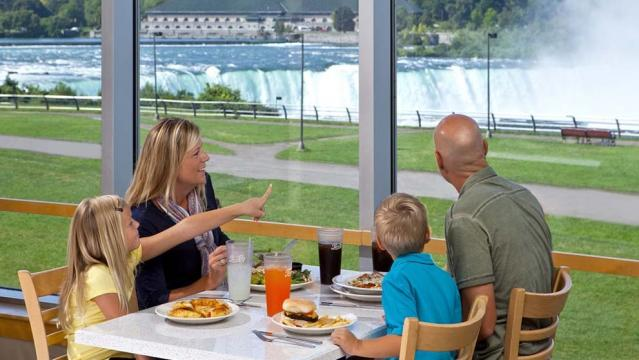 Niagara Falls Restaurants With A View 7 Restaurants Not To
