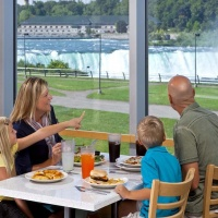 niagara falls restaurants with view