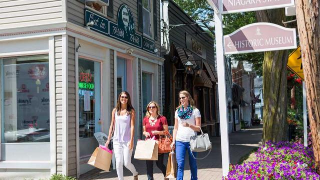 Places To Shop In Niagara Falls Niagara Falls Usa