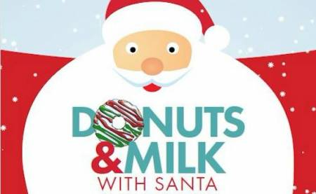 Donuts & Milk with Santa - Niagara Falls USA Events Calendar