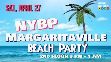 NYBP Margaritaville Party - Niagara Falls USA Events Calendar
